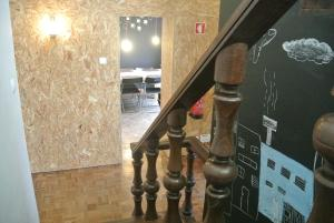 Alcobaça Hostel, Гостевые дома  Алкобаса - big - 31