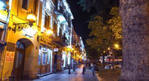 Main Street Rustaveli Apartments