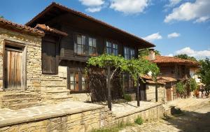 Kodjamanova House Jeravna