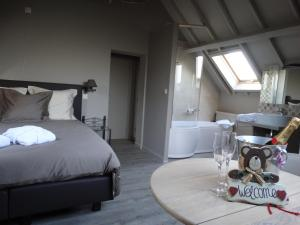 B&B Castel 't Haantje, Bed & Breakfasts  Ruiselede - big - 13