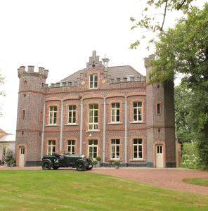 B&B Castel 't Haantje, Bed and breakfasts  Ruiselede - big - 1