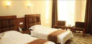 Baotou Sunflower Hotel Fuqiang Road, Hotel  Baotou - big - 6