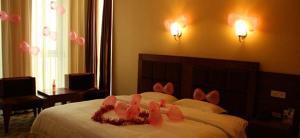 Baotou Sunflower Hotel Fuqiang Road, Hotel  Baotou - big - 9