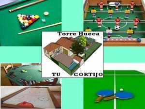 Alojamiento Rural Torre Hueca