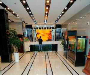 Qingmu Hotel Wuxi Xintiandi Plaza