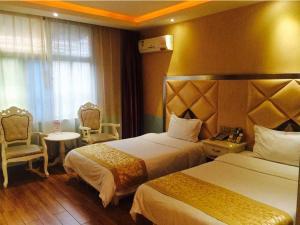 Shiyan Baian SOHO Hotel Tianjin Road Branch
