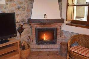 Casa Roxán, Vidiecke domy  Cangas de Onís - big - 12