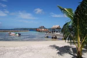 Imagination Island, Chaty v prírode  Gizo - big - 105