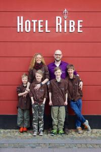 Hotel Ribe, Мини-гостиницы  Рибе - big - 24