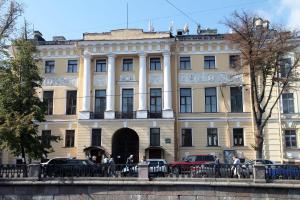 Гостиница История на Грибоедова
