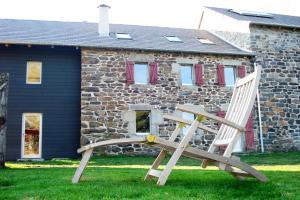 La Grange de l'Ardeyrol, Bed and Breakfasts  Saint-Clément - big - 1