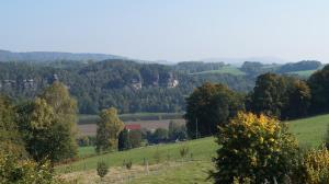 Ökopension Villa Weissig, Penzióny  Struppen - big - 5