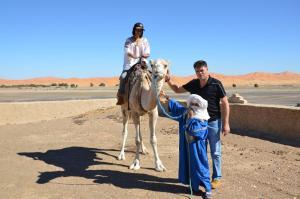 Riad Desert Camel, Hotels  Merzouga - big - 34