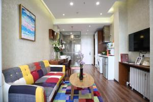 Yijia Nascent State International Service Apartment, Апартаменты  Пекин - big - 7