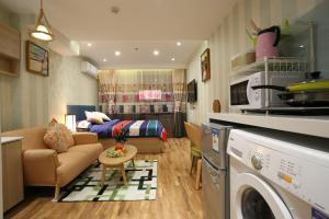 Yijia Nascent State International Service Apartment, Апартаменты  Пекин - big - 30