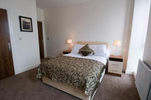 The Western Citypoint Apartments, Apartmány  Galway - big - 19