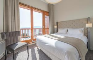 Appart'Hotel Odalys Prestige Eden, Aparthotels  Arc 1800 - big - 23