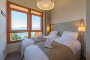 Appart'Hotel Odalys Prestige Eden, Aparthotels  Arc 1800 - big - 18