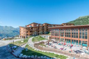 Appart'Hotel Odalys Prestige Eden, Aparthotels  Arc 1800 - big - 17