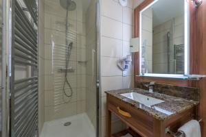 Appart'Hotel Odalys Prestige Eden, Aparthotels  Arc 1800 - big - 24