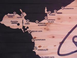 Peniche Beach Apartment Bay, Apartmanok  Peniche - big - 19
