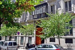 Apartment Madrid Palacio