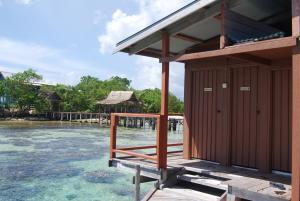 Imagination Island, Chaty v prírode  Gizo - big - 123