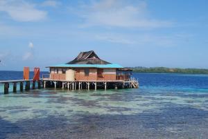 Imagination Island, Chaty v prírode  Gizo - big - 124