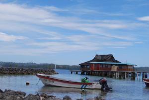 Imagination Island, Chaty v prírode  Gizo - big - 90
