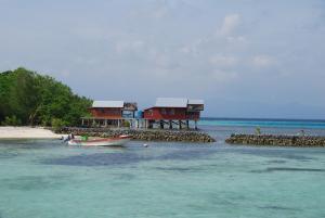 Imagination Island, Chaty v prírode  Gizo - big - 91