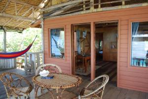 Imagination Island, Chaty v prírode  Gizo - big - 63