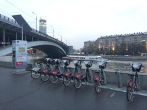 Хостел Moscow River - фото 10