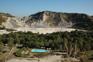 Campeggio Int. Vulcano Solfatara