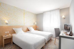 Hôtel des Frênes Euromédecine, Hotels  Montpellier - big - 2