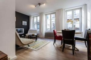 Charmant Appartement au Quartier Gare