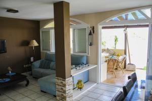Casa Pelada, Holiday homes  El Médano - big - 16