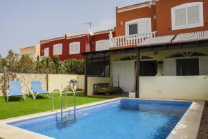 Casa Pelada, Holiday homes  El Médano - big - 3