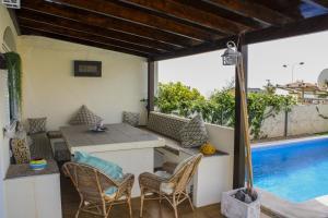Casa Pelada, Holiday homes  El Médano - big - 20