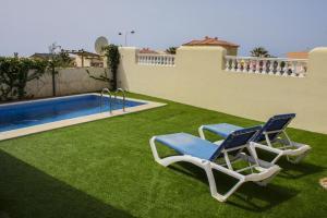 Casa Pelada, Holiday homes  El Médano - big - 21
