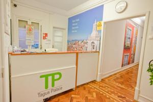 Tagus Palace