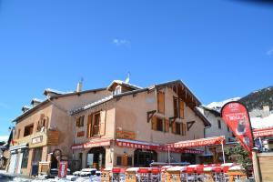 Hôtel Alpis Cottia - Hotel - Montgenèvre