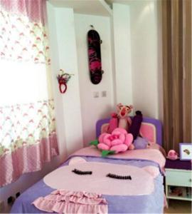 Dalian Jinshitan Family Hotel, Апартаменты  Jinzhou - big - 1