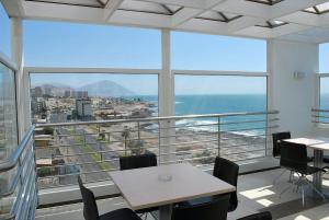 Alto del Sol Costanera Antofagasta, Szállodák  Antofagasta - big - 17