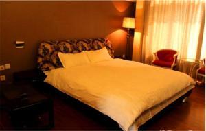 Tianjin Jinta International Xinyueyuan Hotel Apartment, Apartmány  Tianjin - big - 40