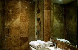 Tianjin Jinta International Xinyueyuan Hotel Apartment, Apartmány  Tianjin - big - 42