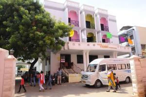 Hotel Theni International, Hotel  Theni - big - 1
