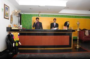 Hotel Theni International, Hotels  Theni - big - 16
