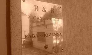 A Casa Di Gio, Bed & Breakfast  Bologna - big - 9