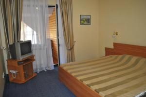 Inn Lisova Pisnya, Hotels  Dzvynyach - big - 18