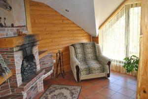 Inn Lisova Pisnya, Hotels  Dzvynyach - big - 20